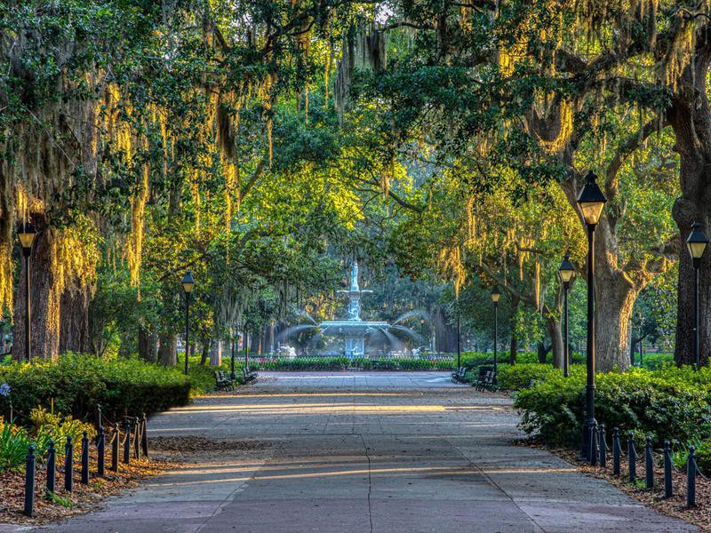Forsyth Park - Savannah