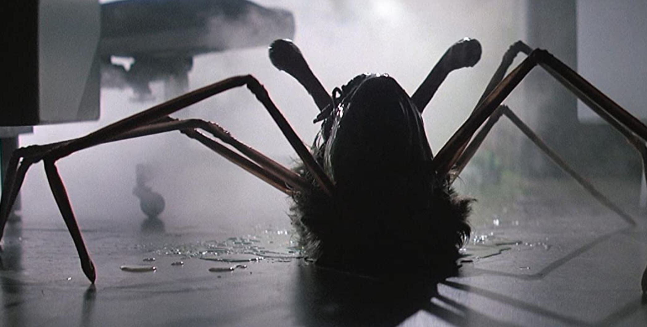 Spider Head from The Thing