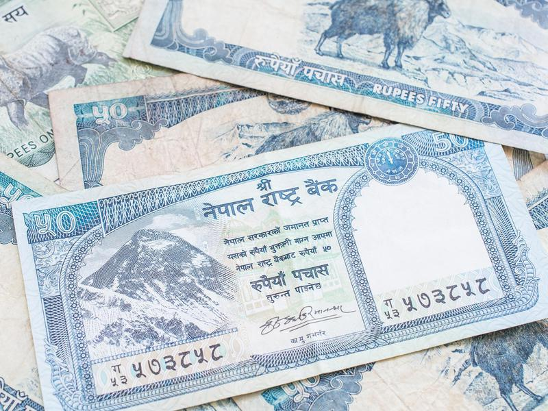 Nepal Rupee