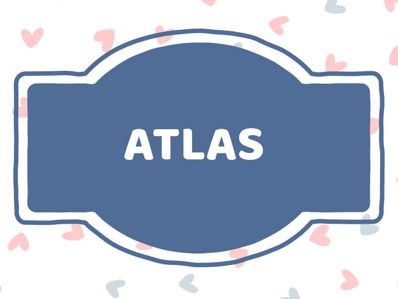 Unique Baby Boy Names: Atlas
