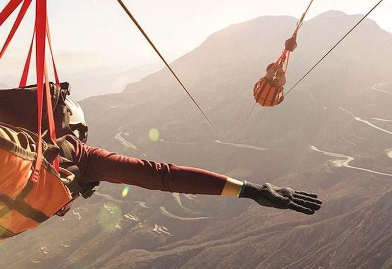 Jebel Jais Flight