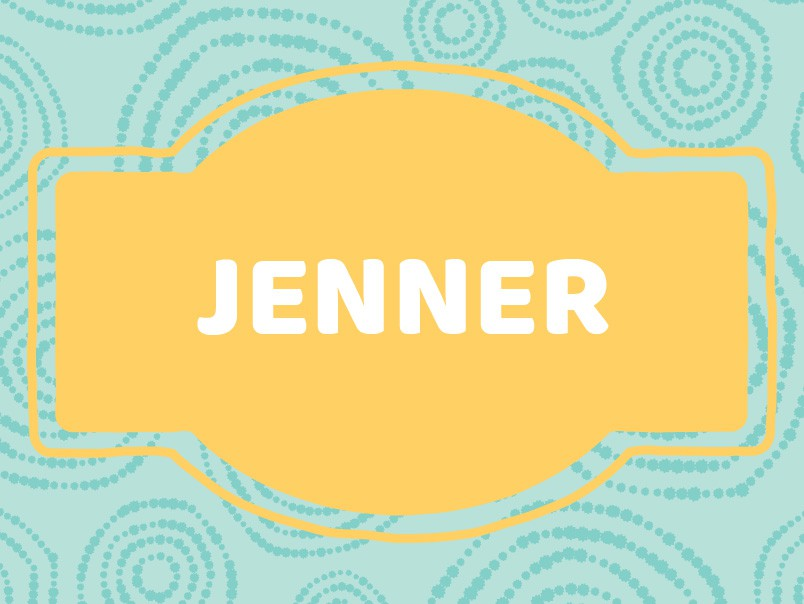 Cute J Baby Names: Jenner
