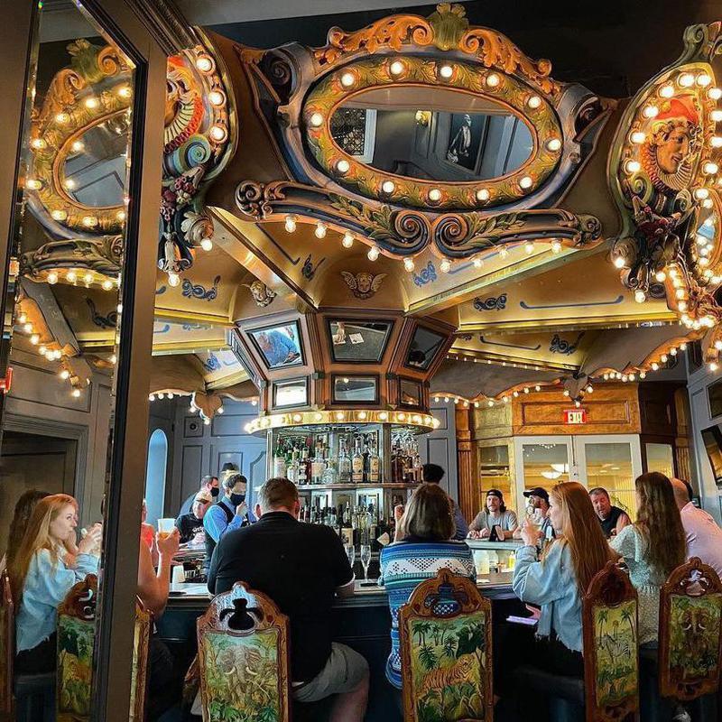 The Carousel Piano Bar & Lounge