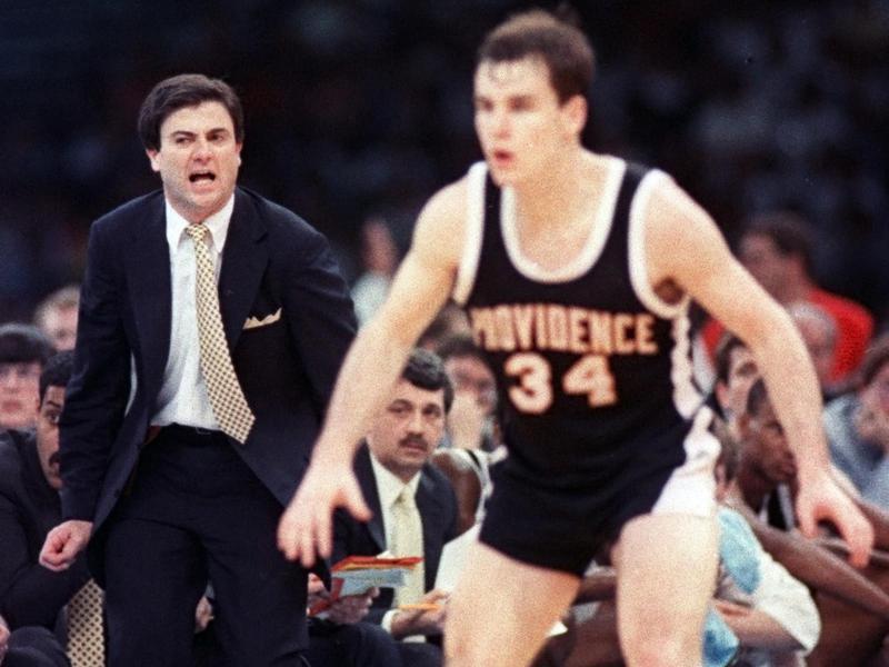 Rick Pitino and Billy Donovan