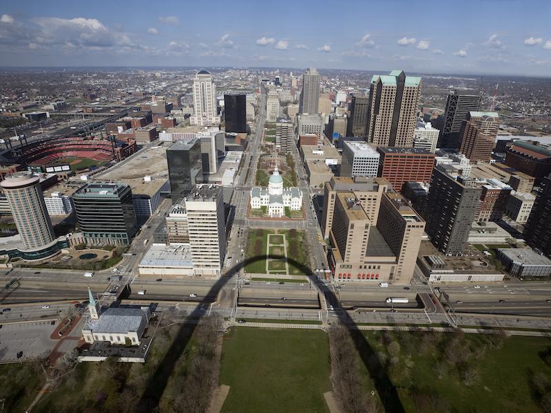 Modern St Louis