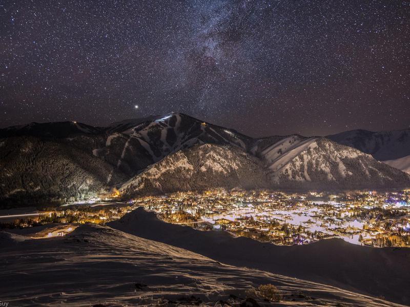 Central Idaho Dark Sky Reserve