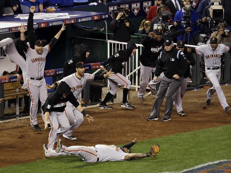 Pablo Sandoval and 2014 San Francisco Giants