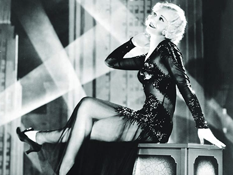 """Ginger Rogers sang """"The Gold Diggers' Song (We're in the Money)"""" in a hit 1933 movie """"Gold Diggers of 1933."""""""
