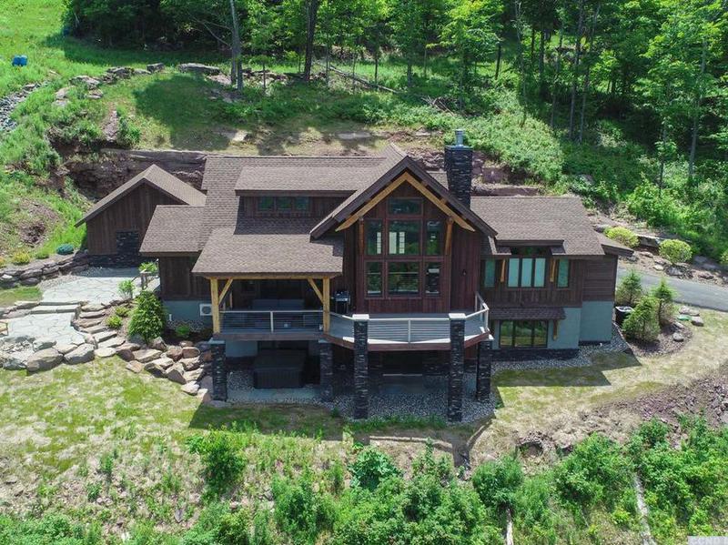 new york mountain home