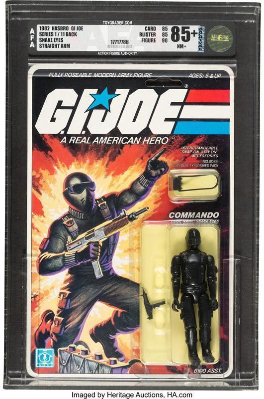 1982 Snake Eyes