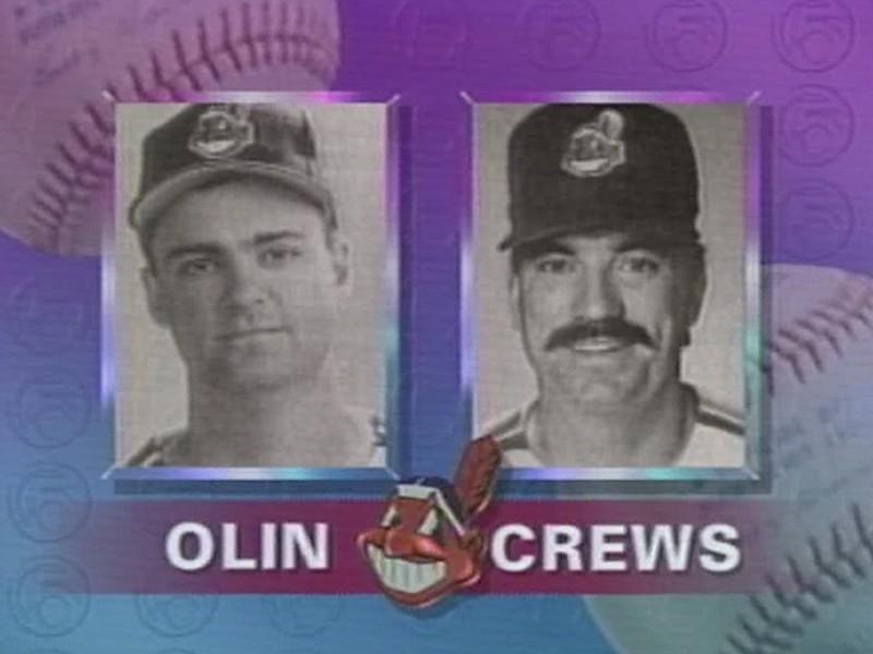Tim Crews and Steve Olin