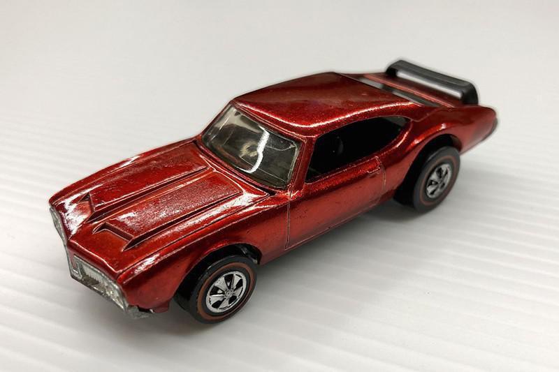 1971 Red Oldsmobile 442