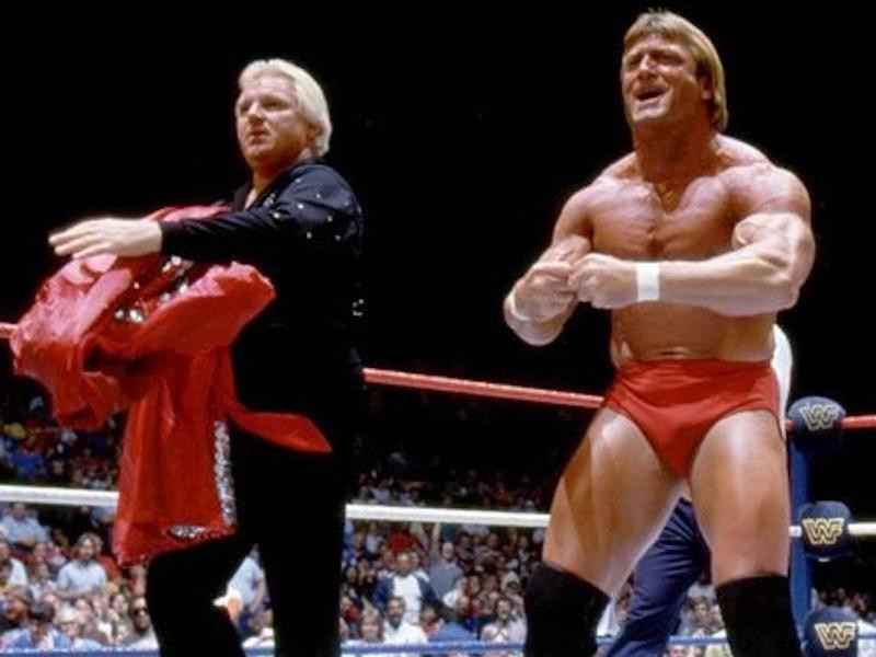 """Mr. Wonderful"" Paul Orndorff and Bobby Heenan"