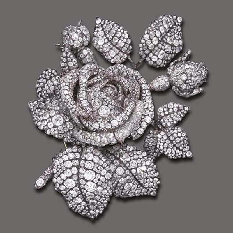 The Vanderbilt Rose