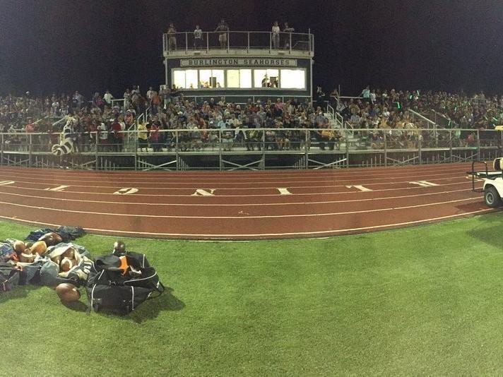 Burlington Stadium