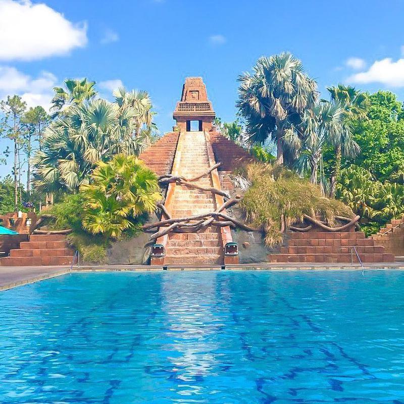 Pool at Disney's Coronado Springs Resort