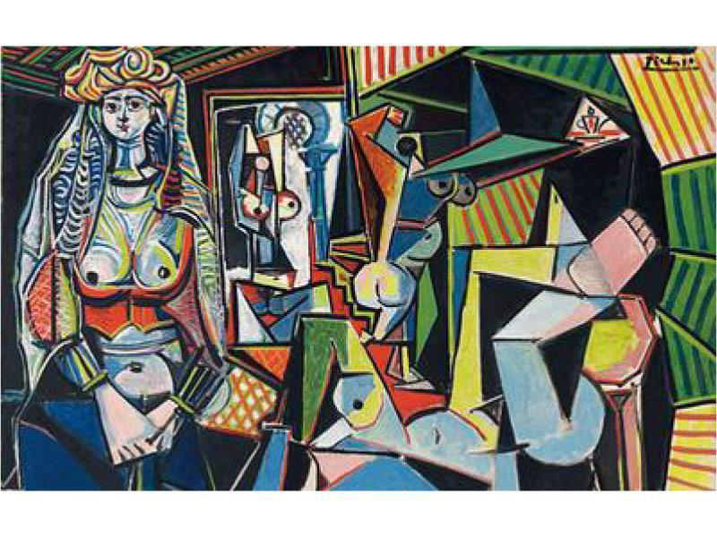 Les Femmes d' Alger (Version O)