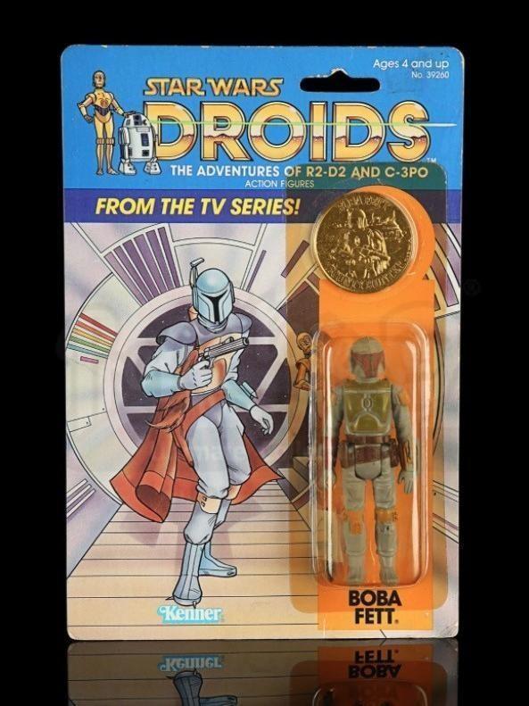 Droids Boba Fett (1985)