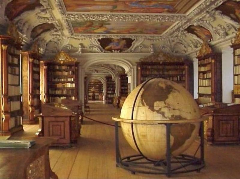 Stiftsbibliothek Kremsmunster