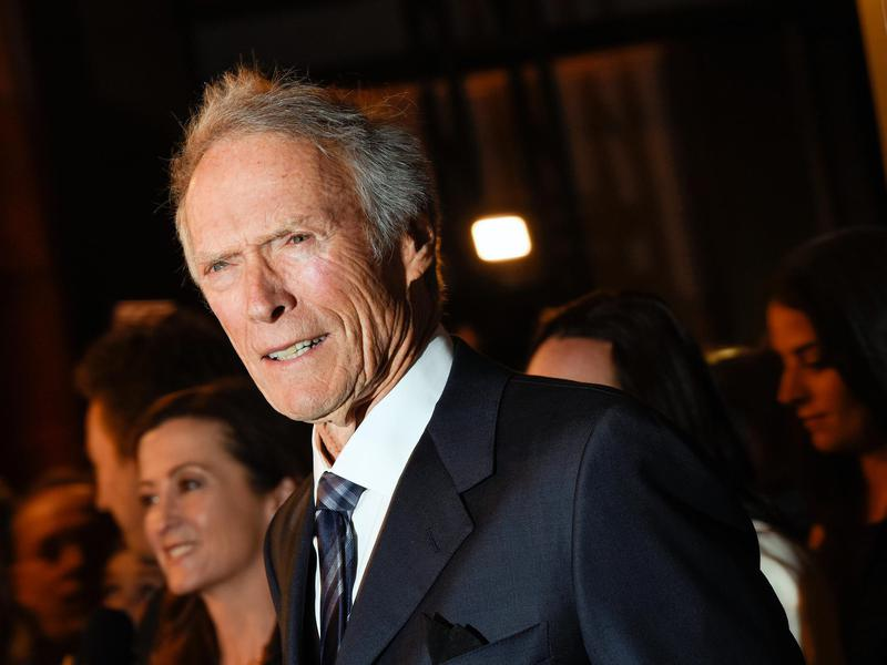 Clint Eastwood attends the National Board of Review Awards in 2015. The actor, director and mogul brought a new form of machismo to Hollywood.