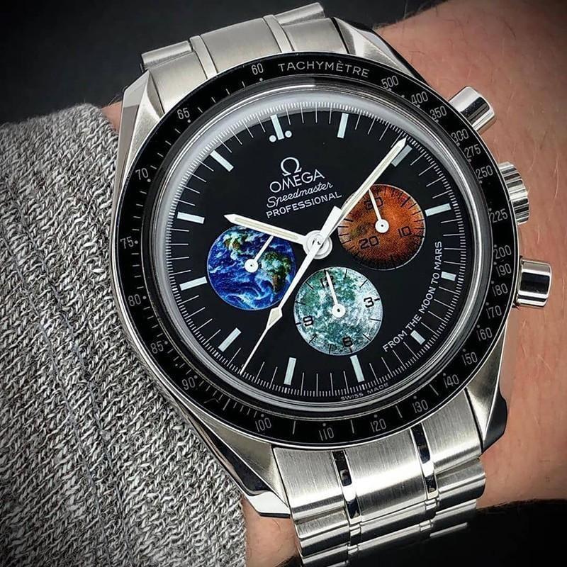 "Omega Speedmaster Professional ""Moonwatch"""