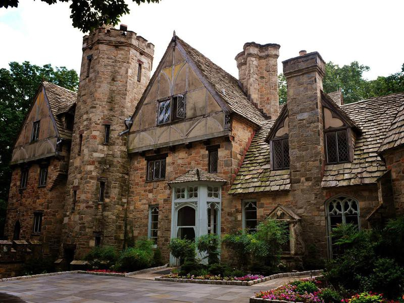 Cloisters Castle in Maryland