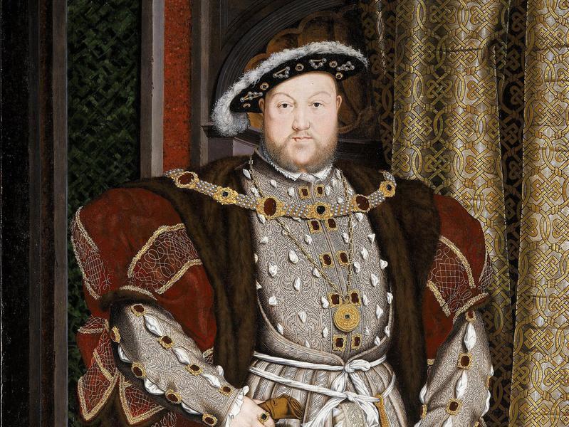 Portrait of King Henry VIII