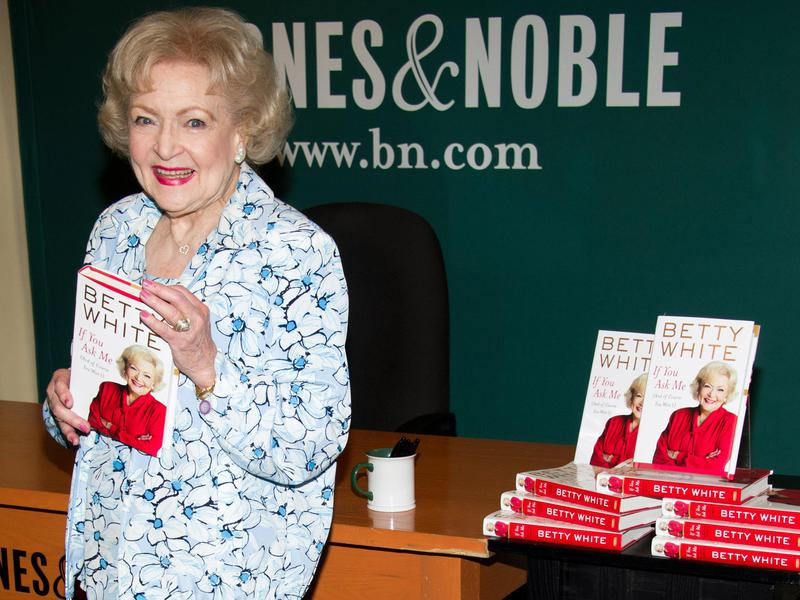 betty white book if you ask me