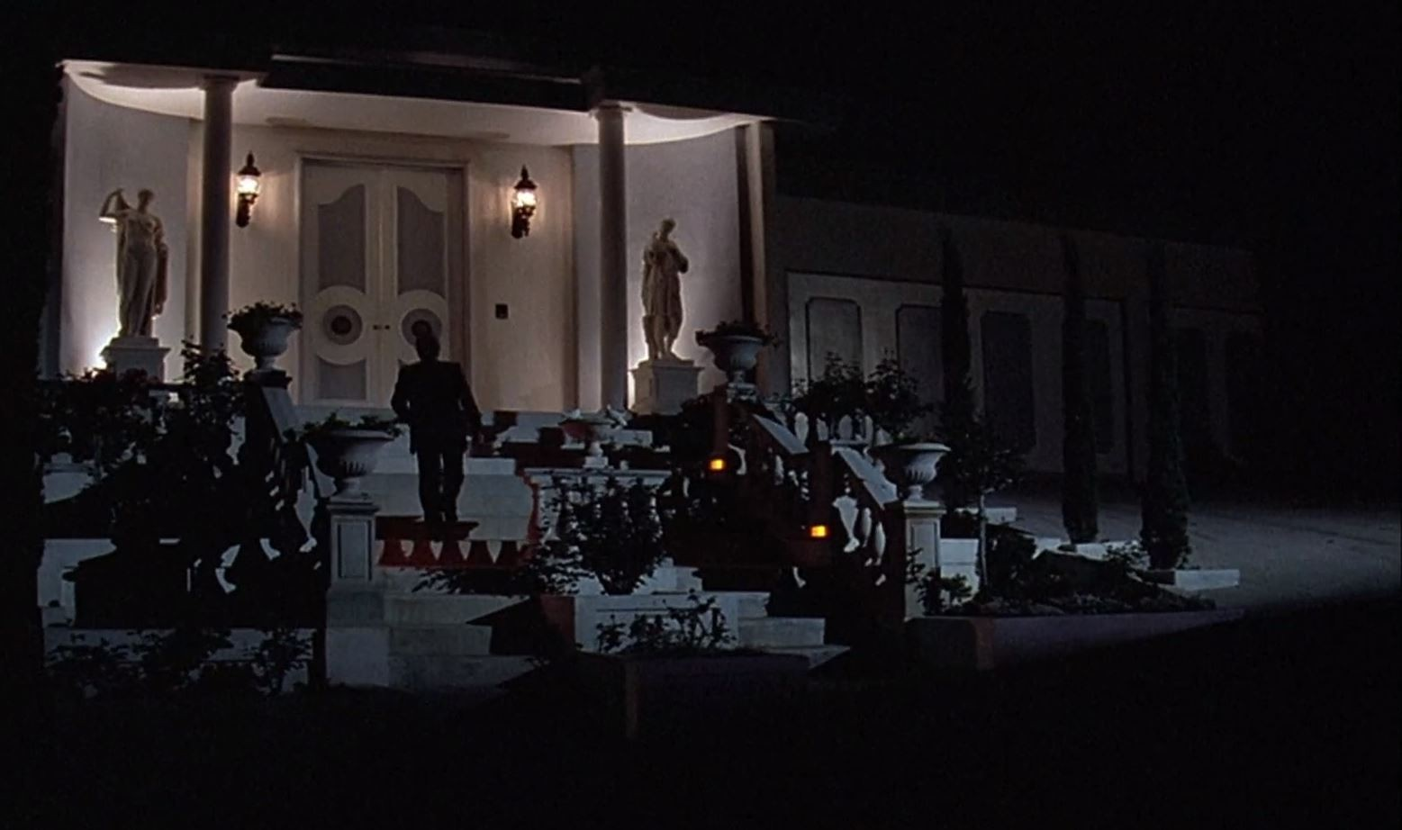 Manny's house from Scarface
