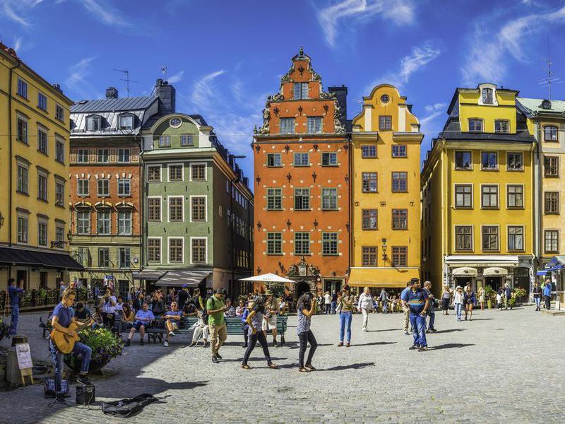 Stortorget, Stockholm, Sweden