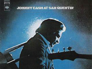 Johnny Cash at San Quentin Prison