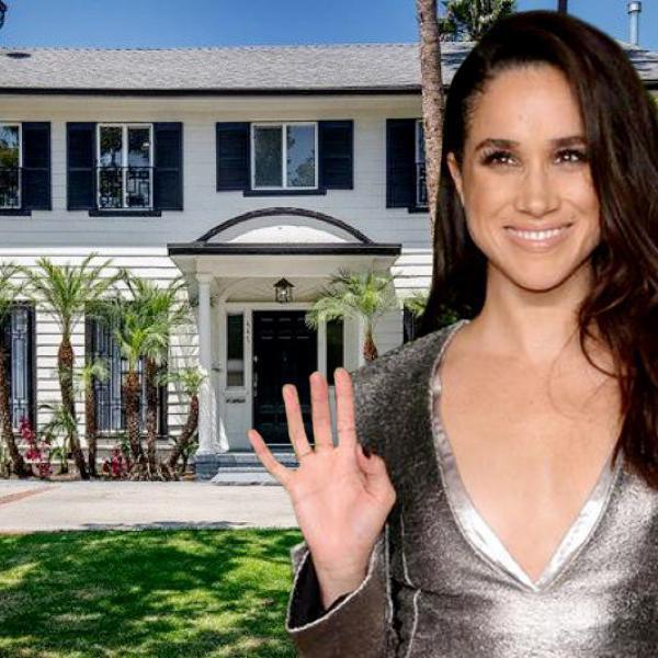 Inside Meghan Markle's $1.7 Million Former Home in Los Angeles