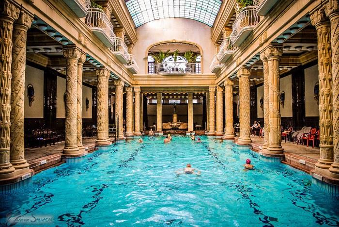 Gellert Baths and Spa