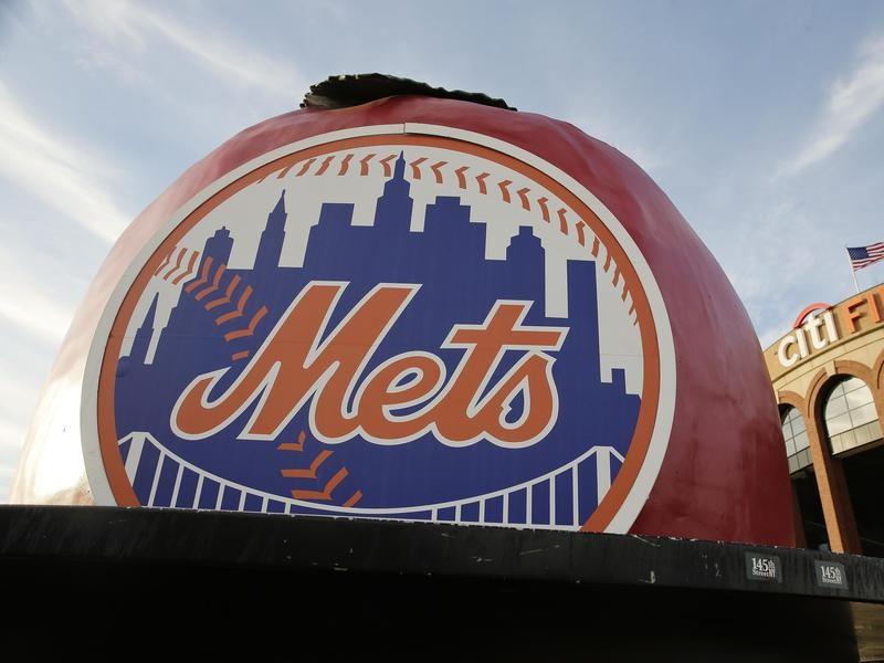 Mets Logo at Citi Field
