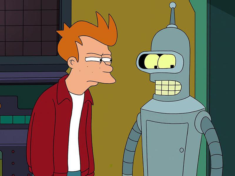 Bender and Fry