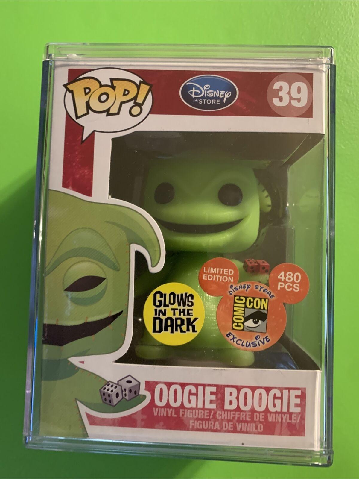 Oogie Boogioe SDCC Exclusive Funko