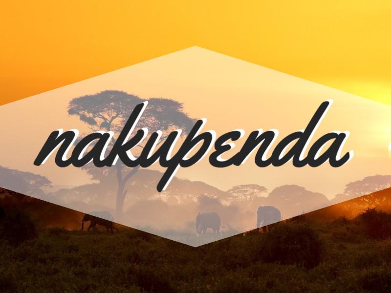 'I Love You' in Swahili