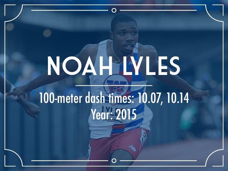 Noah Lyles