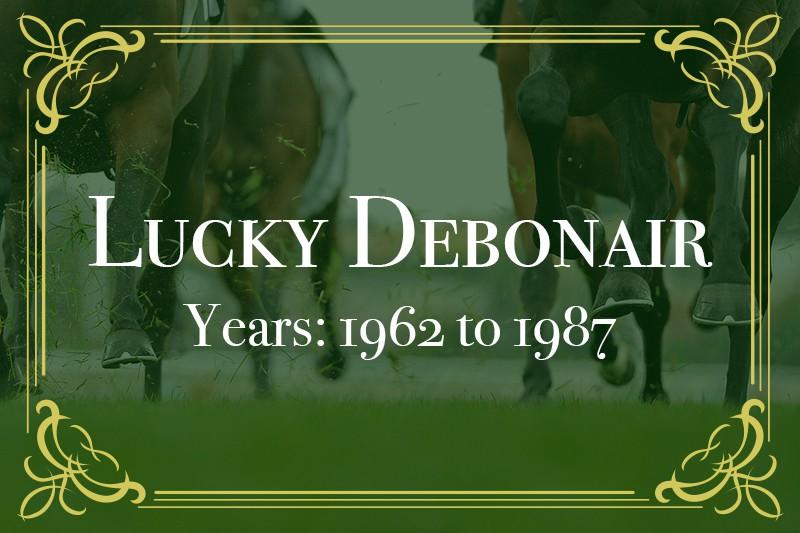 Lucky Debonair