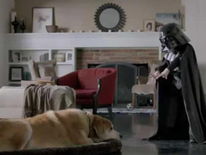 Volkswagen — The Force