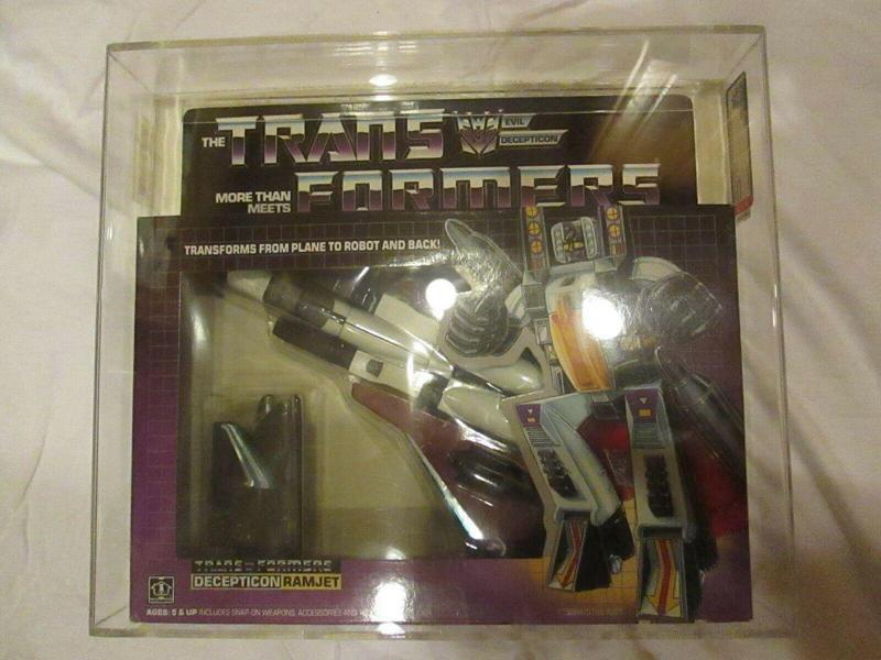 G1 Ramjet transformers