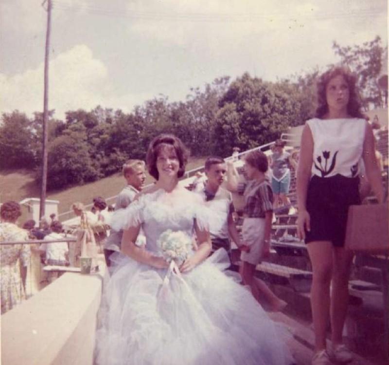 Young Paula Deen