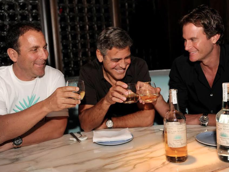Co-founders of Casamigos
