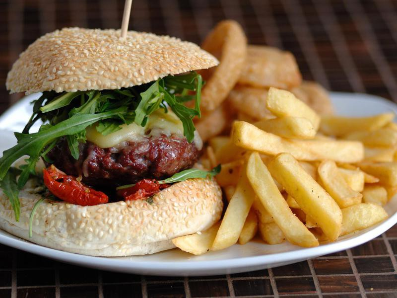 Burger Topping Ideas: Sun-dried Tomatoes