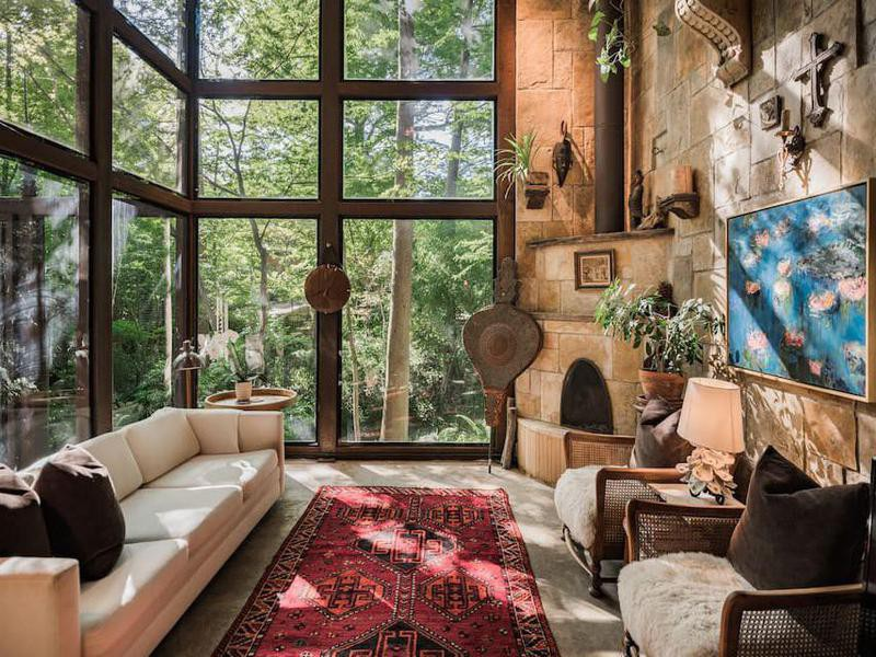 The Extraordinary Treehouse in Dallas