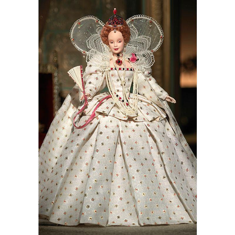 Queen Elizabeth I Barbie