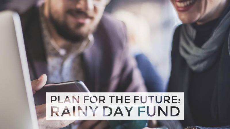 Begin a Rainy Day Cash Fund