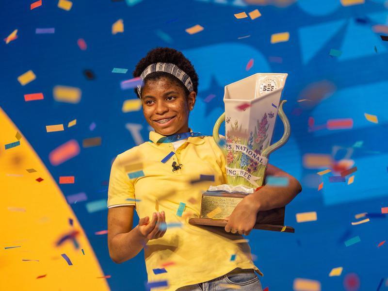 Scripps National Spelling Bee winning words