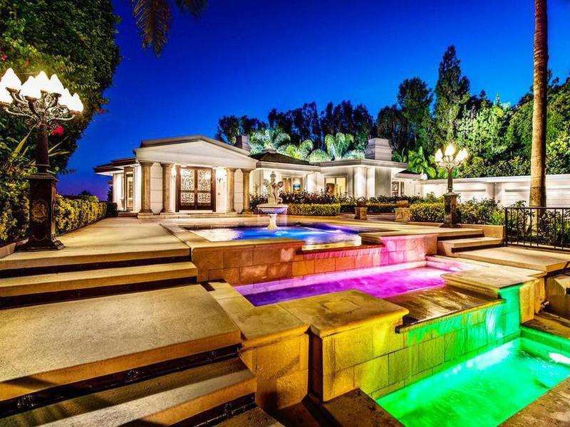 Beverly Hills mansion