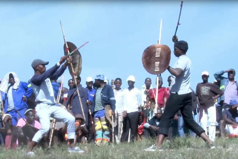 Nguni Stick-Fighting